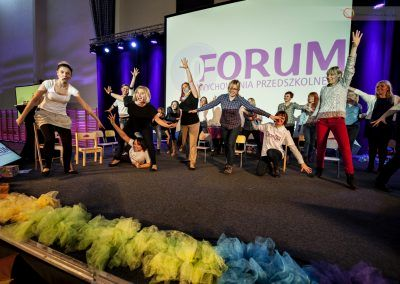 10 Forum Wychowania Przedszkolnego 8
