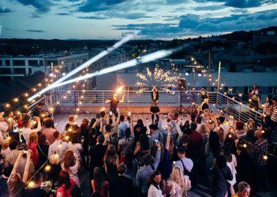 Hotel Novotel Centrum - Summer Party 17
