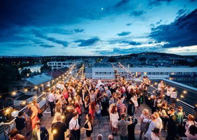 Hotel Novotel Centrum - Summer Party 18