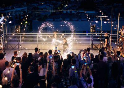 Hotel Novotel Centrum - Summer Party 19
