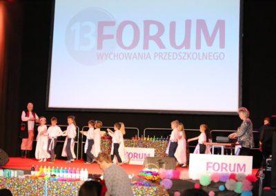 13 Forum Wychowania Przedszkolnego 1
