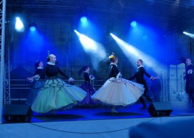 Noc Tańca - oświetlenie 7