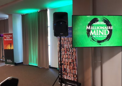 Konferencja Millionaire Mind 6