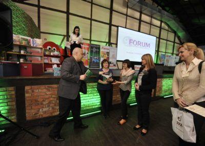 9 Forum Wychowania Przedszkolnego 10