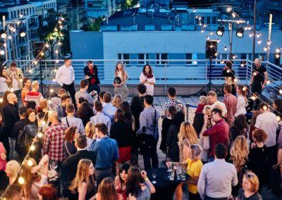Hotel Novotel Centrum - Summer Party 16
