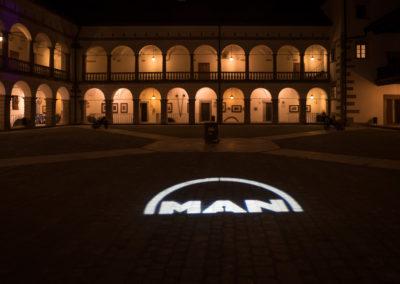 Impreza MAN - Zamek Niepołomice 12