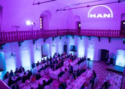 Impreza MAN - Zamek Niepołomice 8