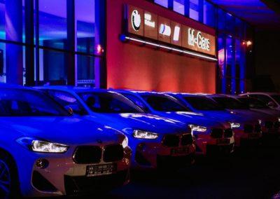 BMW - Premiera samochodów 1