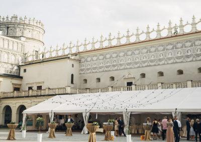 Zamek Krasiczyn 2