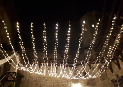 Lampki Fairy Lights 1